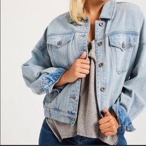 Wishlist Denim Jacket